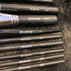 Makeup - Morphe Brush Set